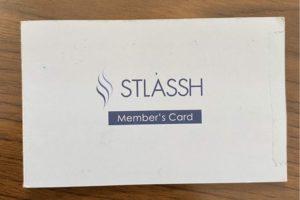 ちゃんみ ストラッシュ 会員証